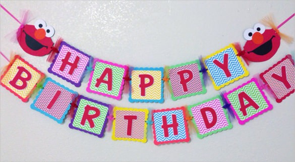 Birthday Banner Templates Free Download New Birthday Banner Template – 23 Free Psd Eps In Design