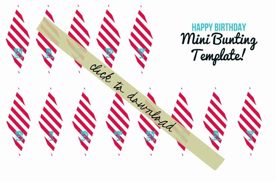 Birthday Banner Templates Free Download Unique Circus themed Party Banner A Tutorial and Free Download