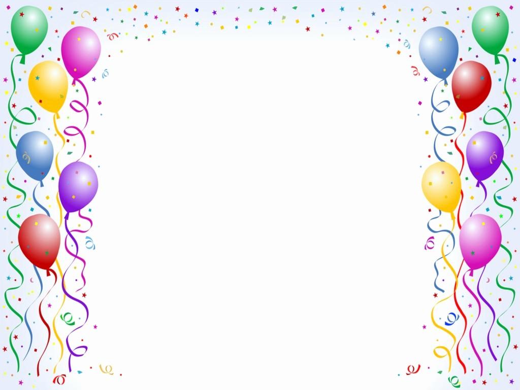 Birthday Borders for Microsoft Word Beautiful Birthday Borders for Microsoft Word Clipart Best