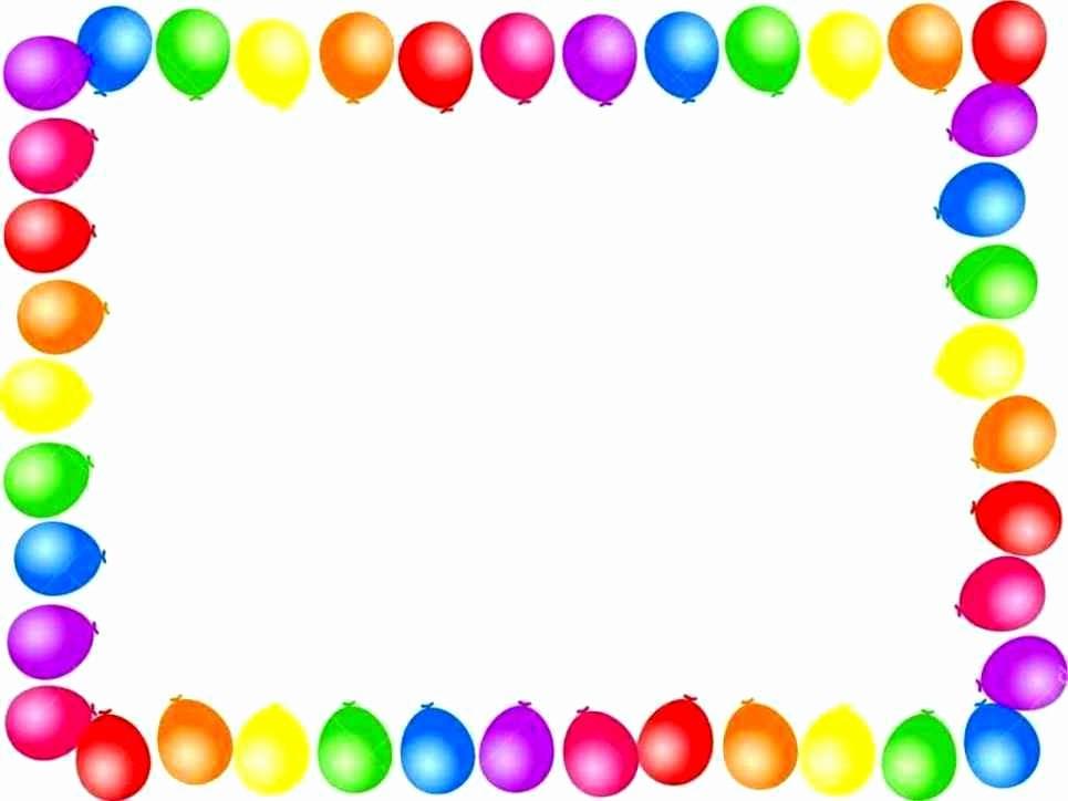 birthday borders for microsoft word