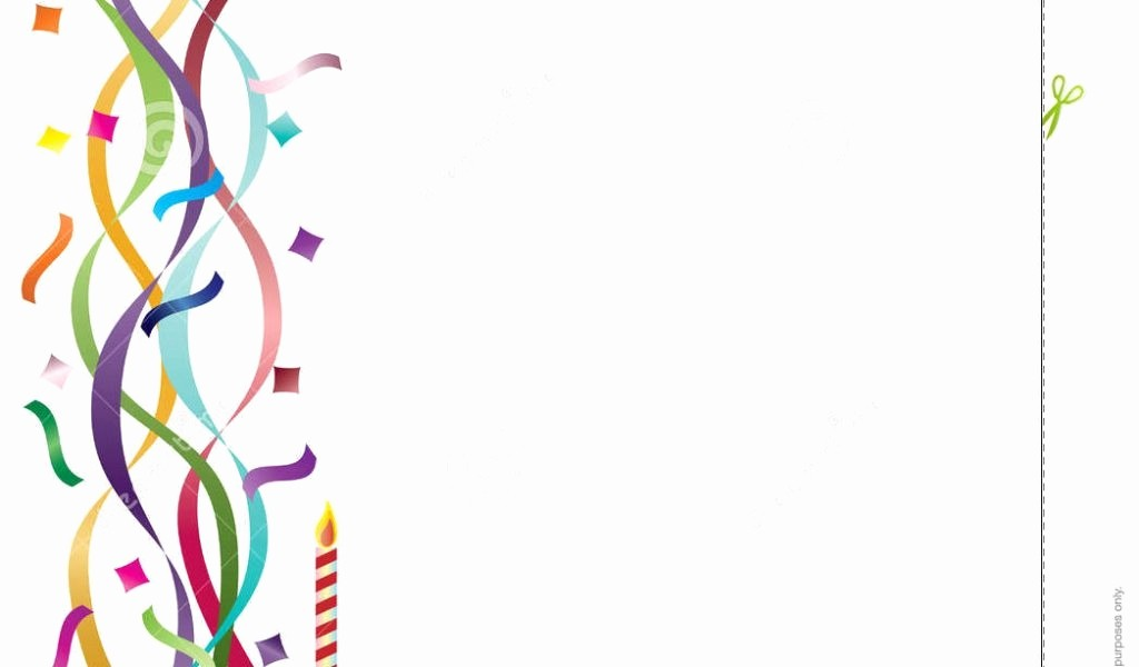 Birthday Borders for Microsoft Word Luxury Happy Birthday Borders Microsoft Word – Best Happy