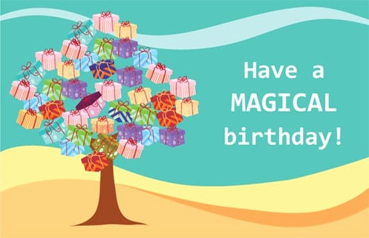 Birthday Card Template for Word Elegant 8 Free Birthday Card Templates Excel Pdf formats
