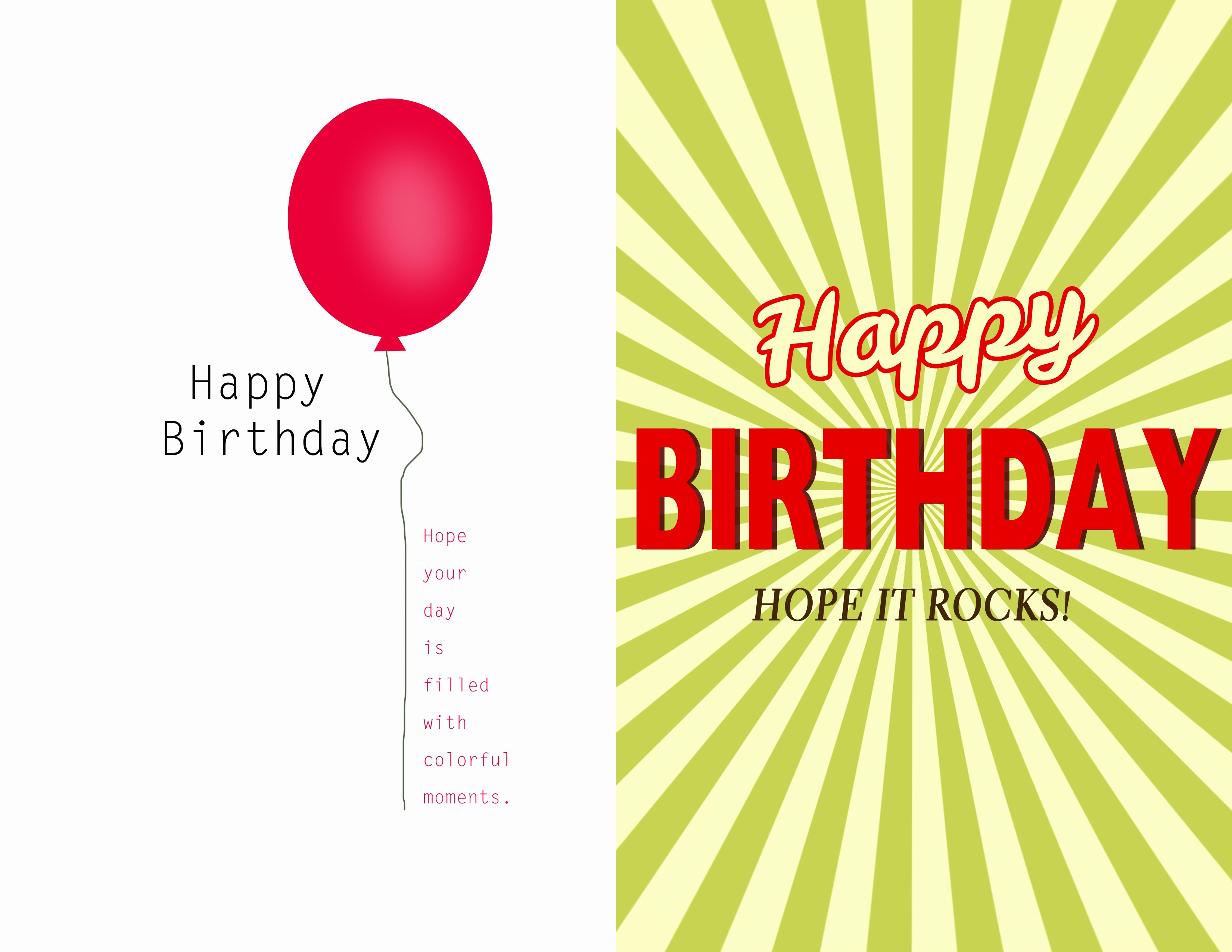 Birthday Card Template for Word Fresh Birthday Card Template
