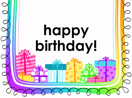 Birthday Card Template for Word New Birthday Card Ts On White Background Half Fold