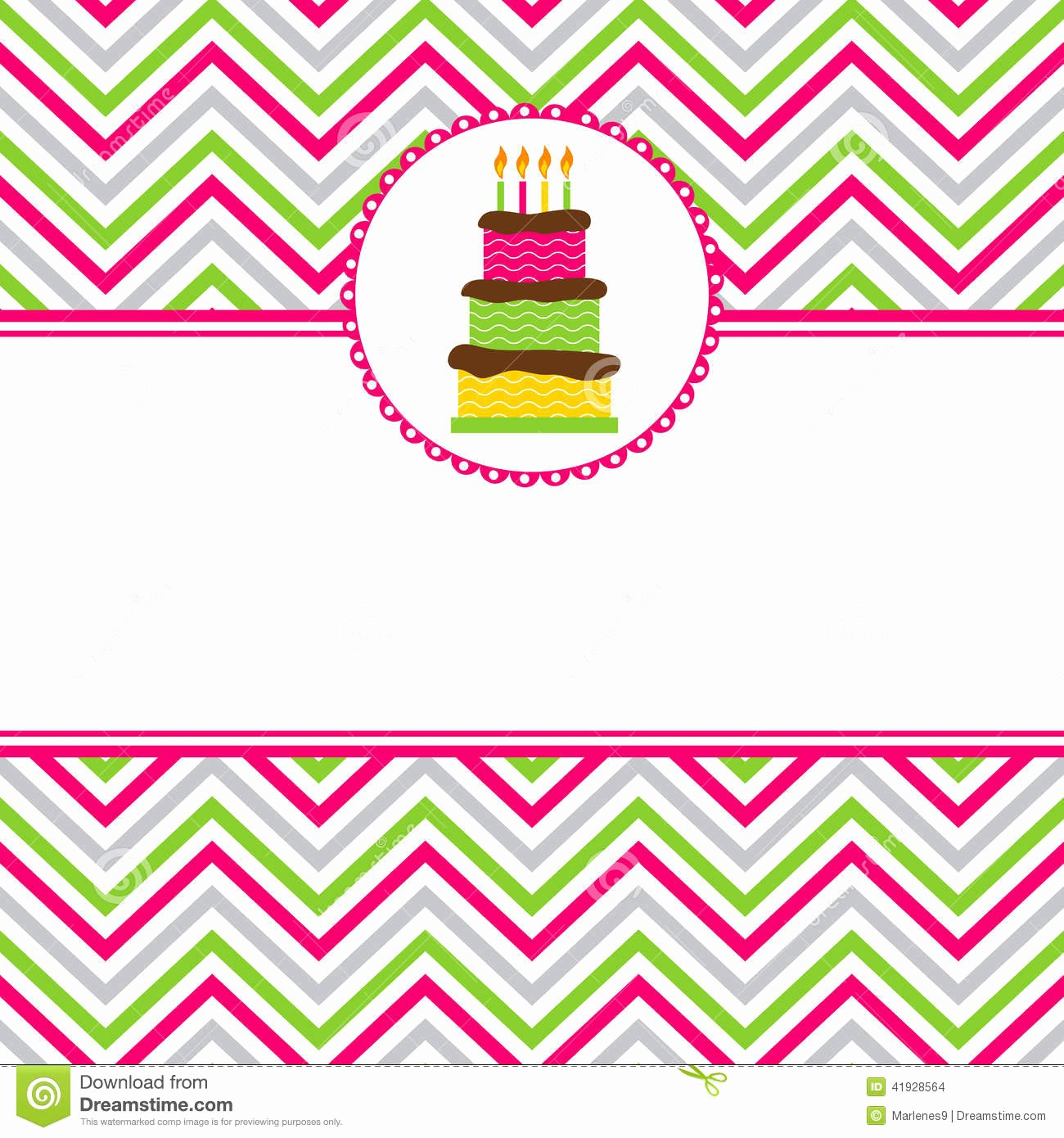 Birthday Card Template with Photo Awesome Happy Birthday Card Stock Vector Image