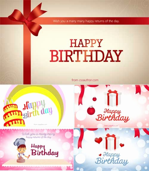 Birthday Card Template with Photo Fresh Birthday Card Template 15 Free Editable Files to Download