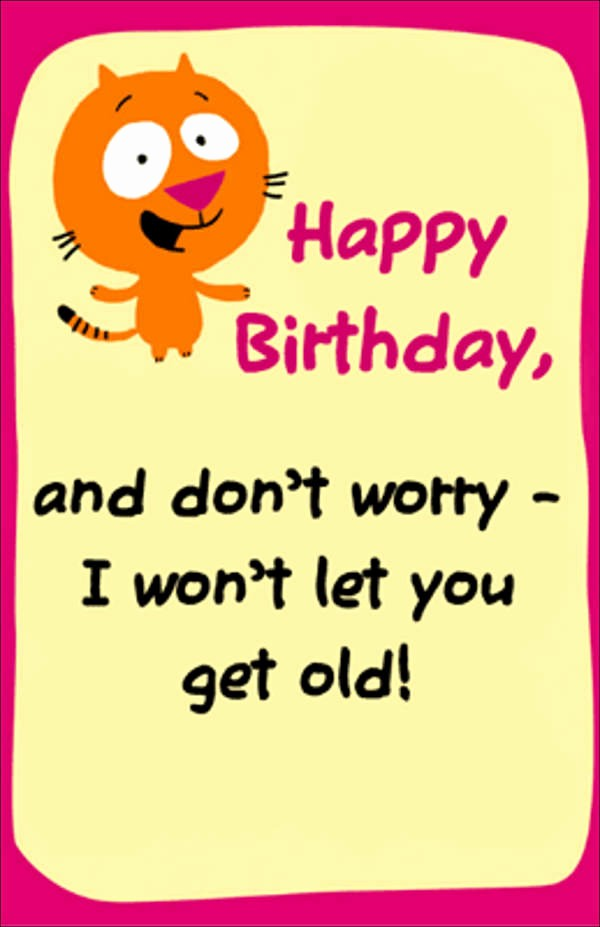 Birthday Card Template with Photo Inspirational 44 Free Birthday Cards
