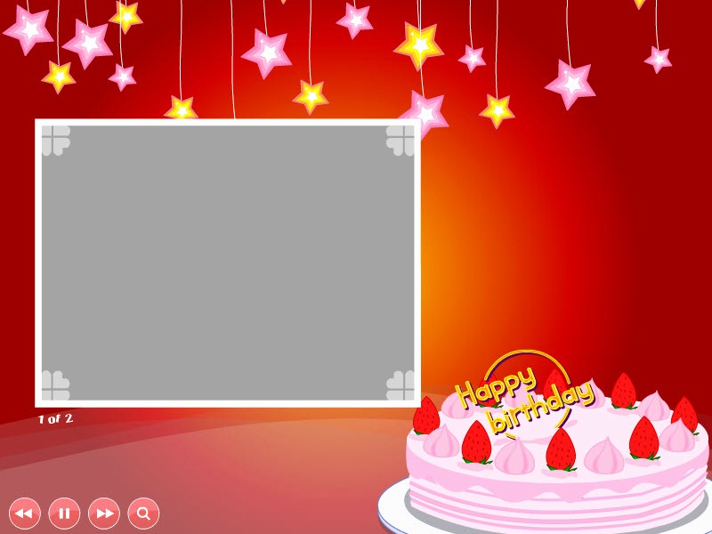 Birthday Card Template with Photo Lovely Birthday Greeting Cards Birthday Card Templates