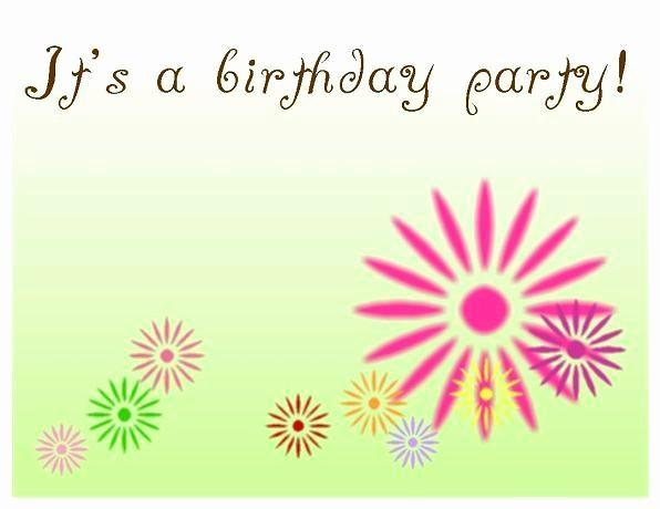 Birthday Invitation Card Template Free Best Of Birthday Invitation