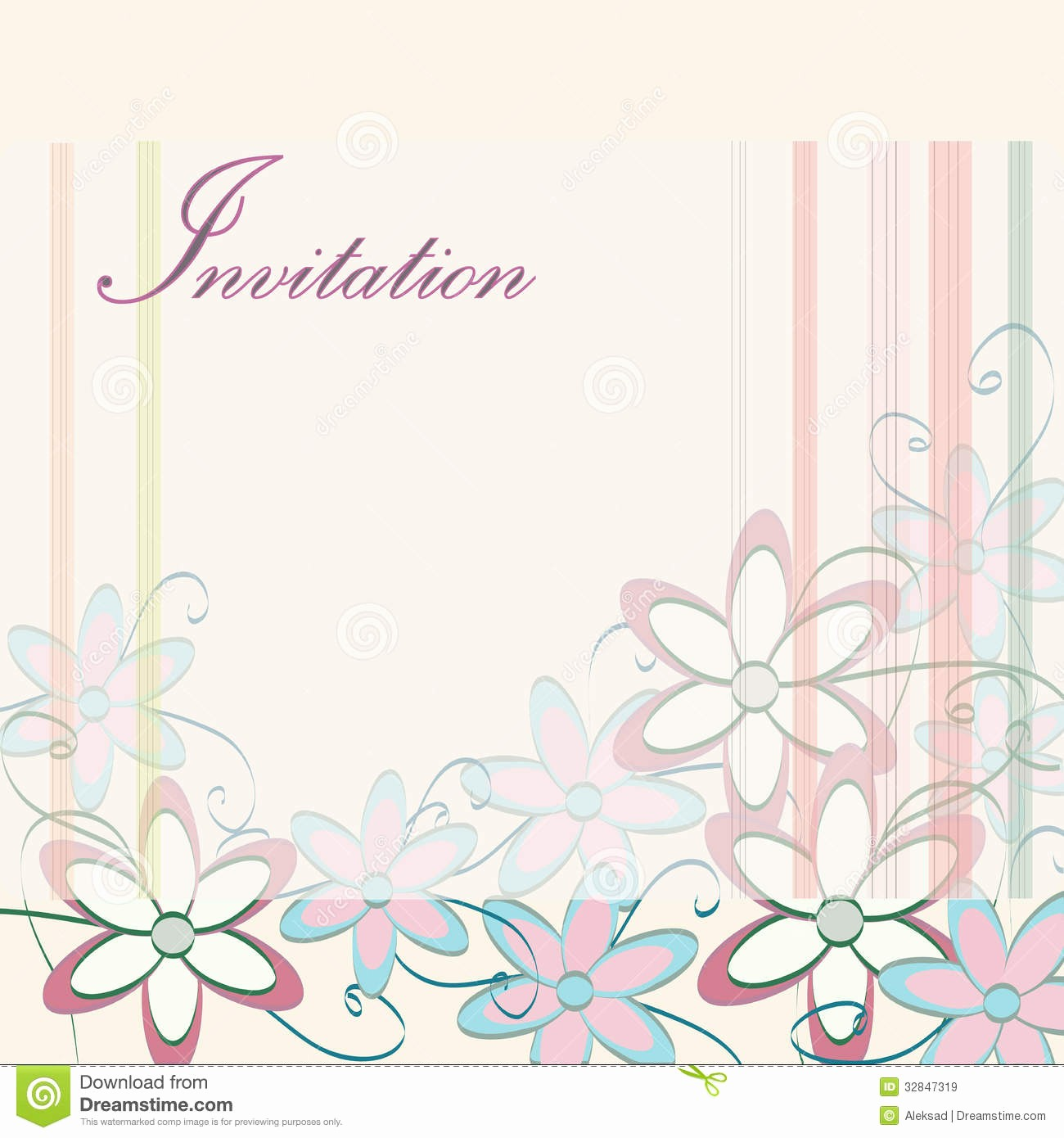 Birthday Invitation Card Template Free Inspirational Design Invitations Free Template