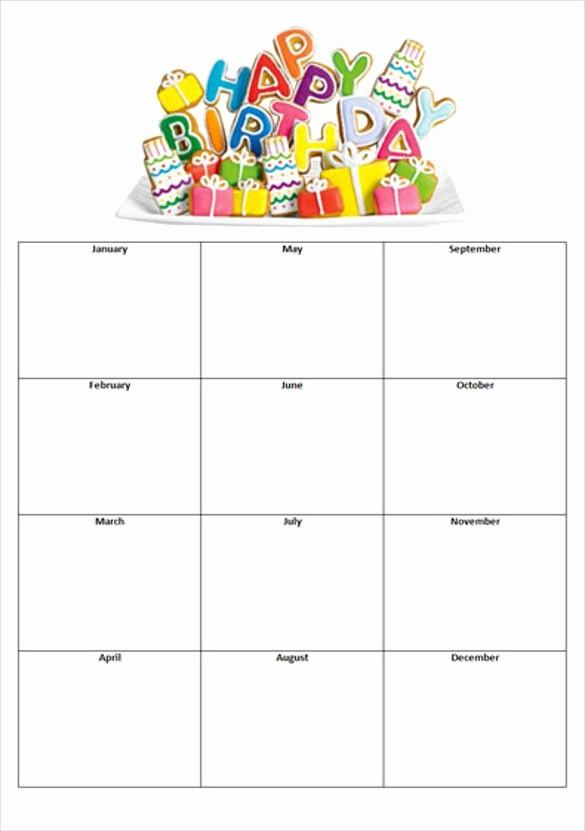 Birthday Wish List Template Printable Unique Birthday List Template – 12 Free Psd Eps In Design