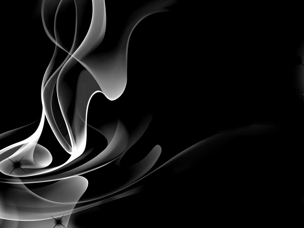Black and White Powerpoint Template Beautiful Art Smoke Rings Backgrounds for Powerpoint Abstract and
