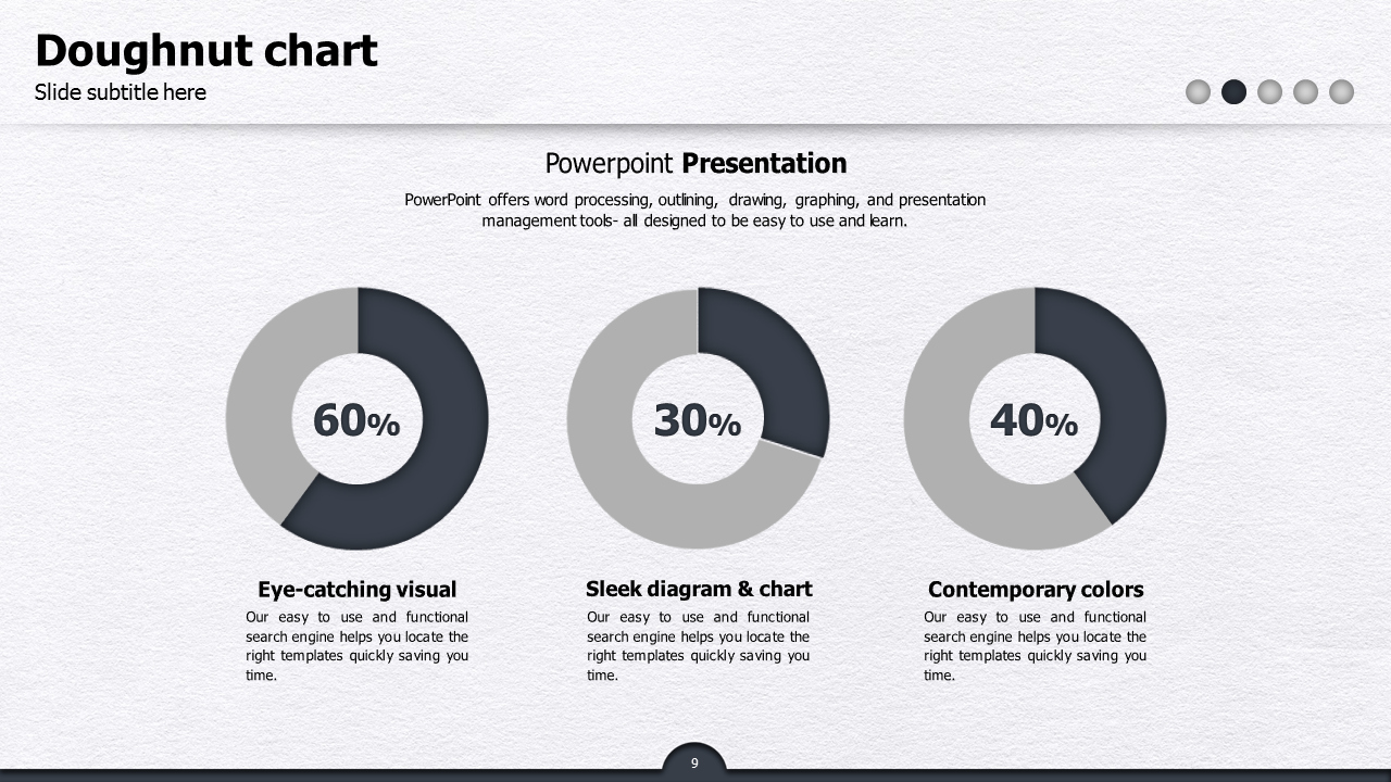 Black and White Powerpoint Template Luxury Rainbow Ppt Template Wide – Goodpello
