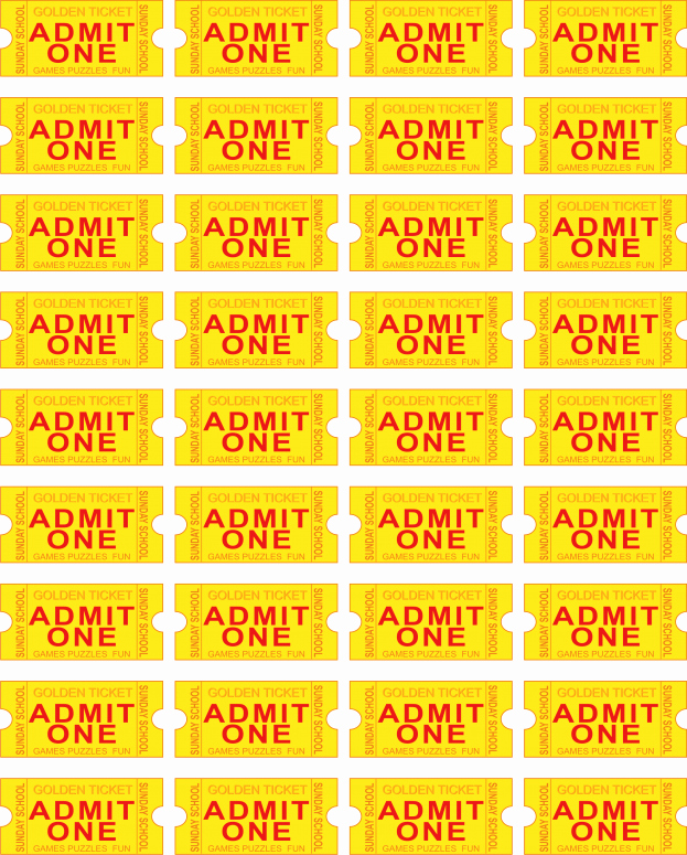 Blank Admit One Ticket Template Awesome Admit E Template Example Mughals