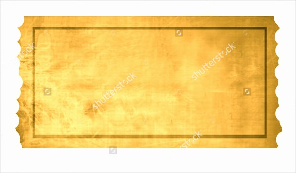Blank Admit One Ticket Template Luxury 28 Blank Ticket Templates Psd Vector Eps Ai Word