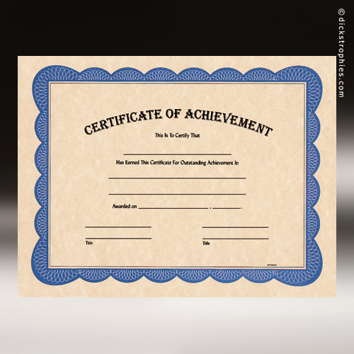 Blank Award Certificates to Print Awesome 6 Best Of Fillable and Printable Award Certificates