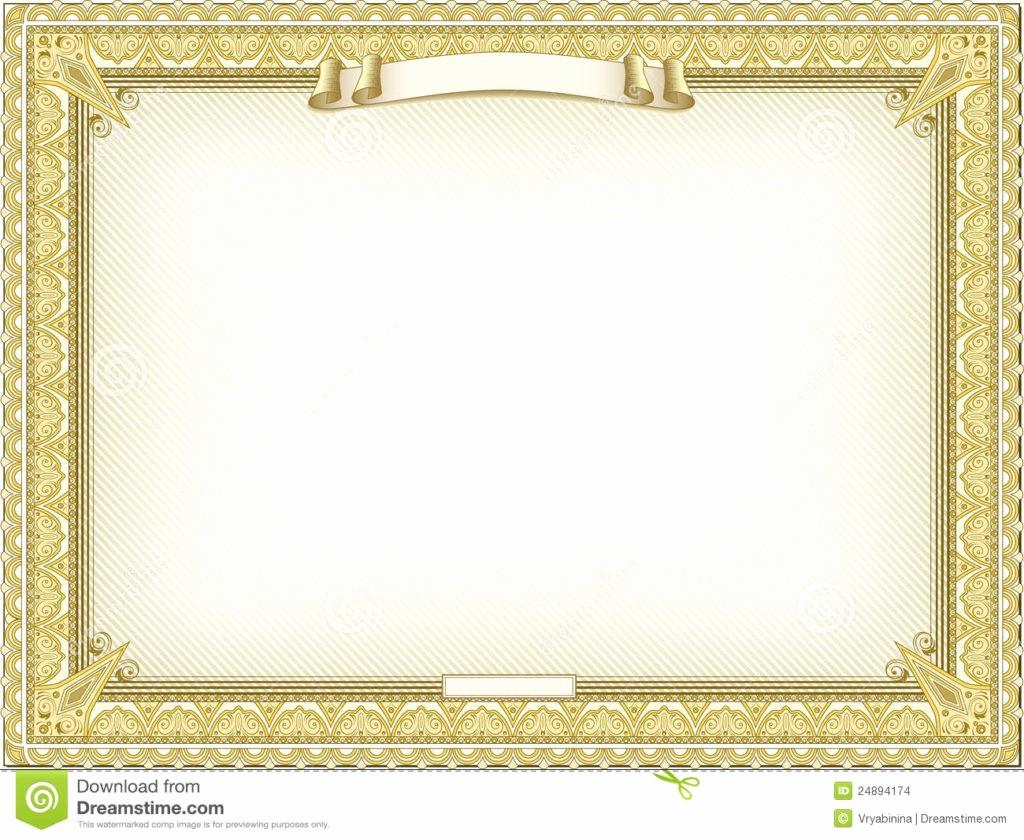 Blank Award Certificates to Print Beautiful Blank Vector Printable Blank Certificates