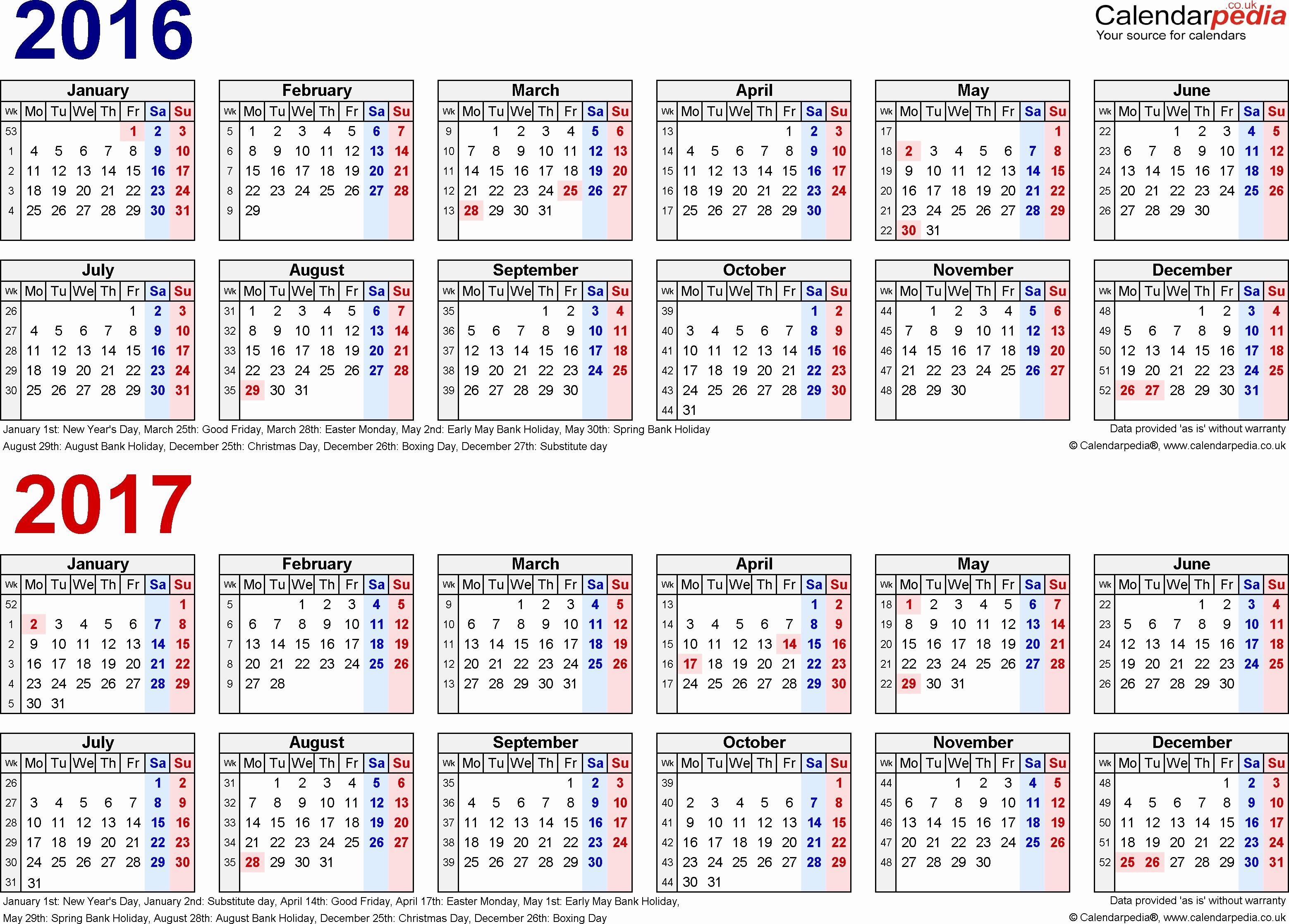 Blank Calendar 2016-17 Beautiful Chinese Lunar Calendar 2017