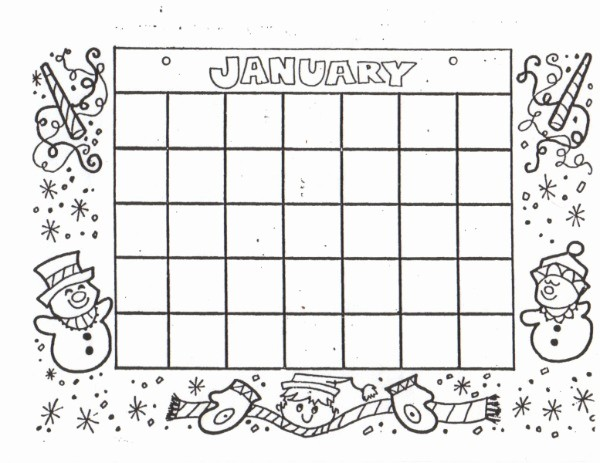 Blank Calendar to Fill In Beautiful Kat S Almost Purrfect Home Free Blank Calendars to Color