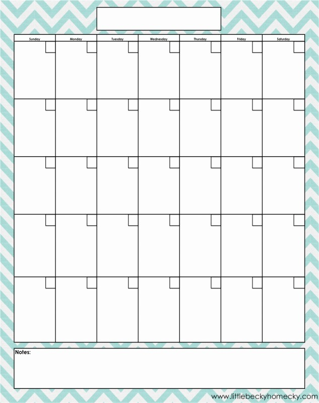 Blank Calendar to Fill In Luxury 20 Free Printable Blog Planners