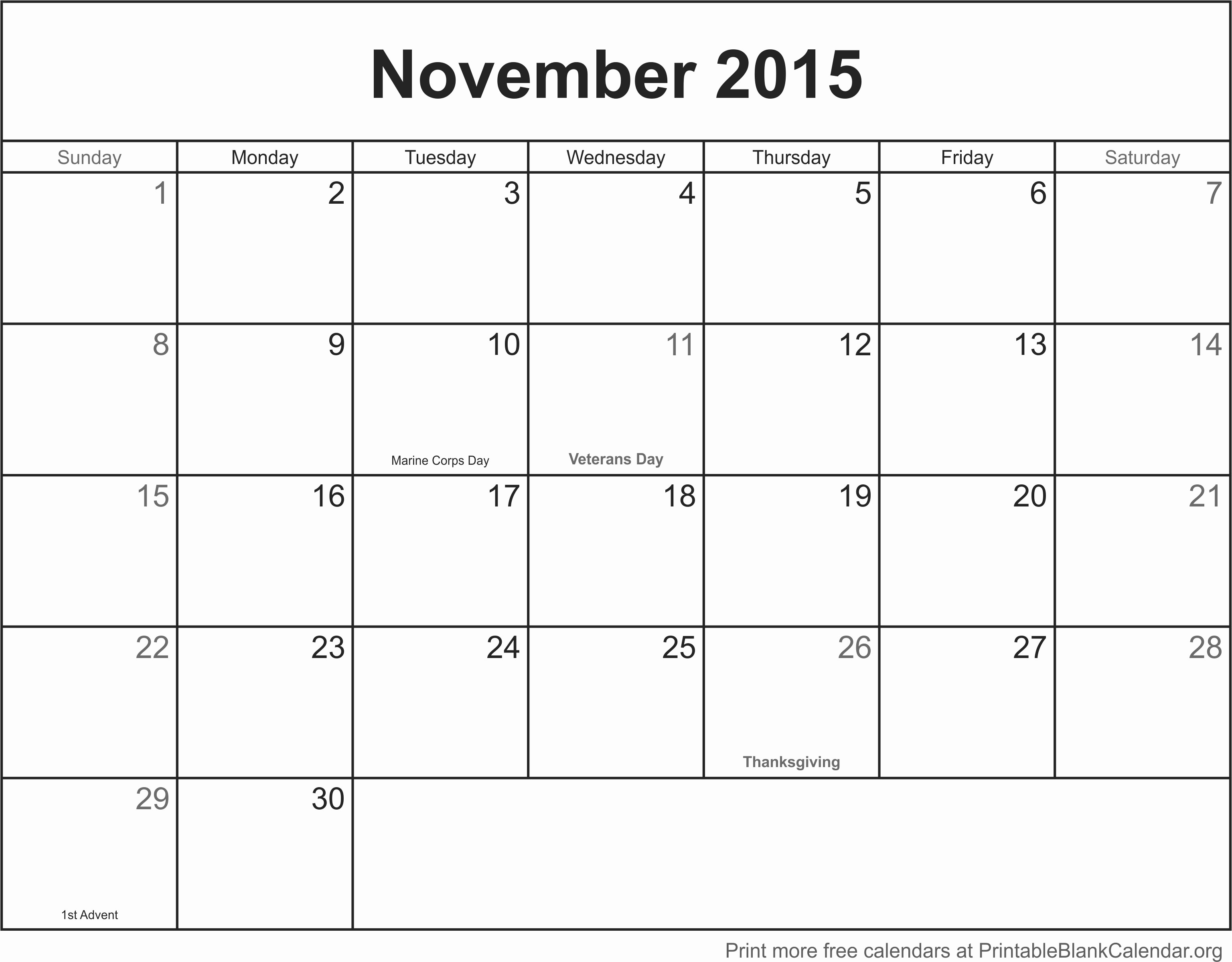 Blank Calendar to Fill In Luxury to Fill In Blank Monthly Calendar Template 2015