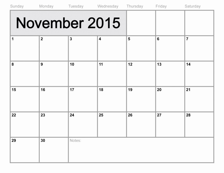 Blank Calendar to Fill In Unique to Fill In Blank Monthly Calendar Template 2015 Free