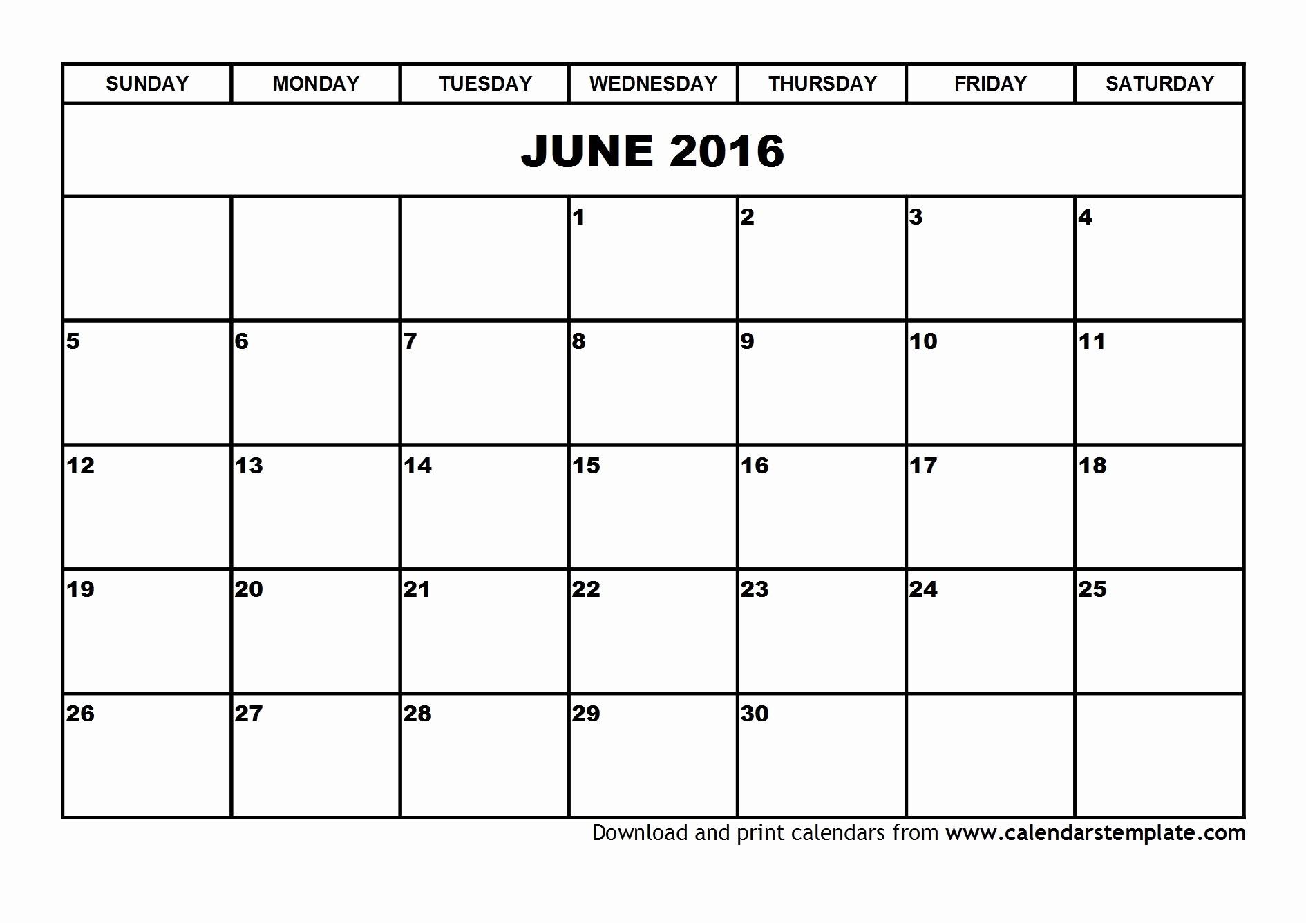 Blank Calendar to Type On Best Of Blank Calendar Template to Type 2018 Calendar Template