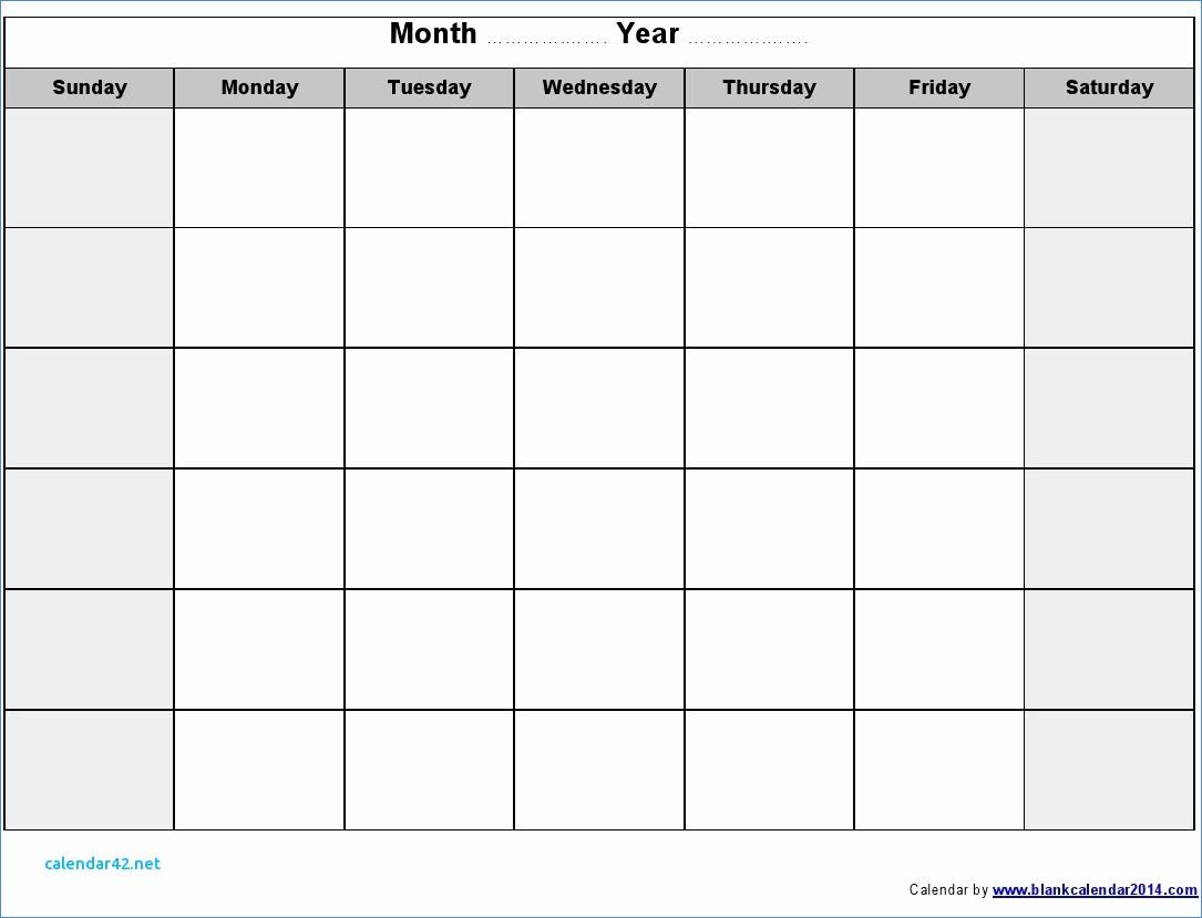 Blank Calendar to Type On Elegant Calendars You Can Type In – Kairo 9terrains Printable