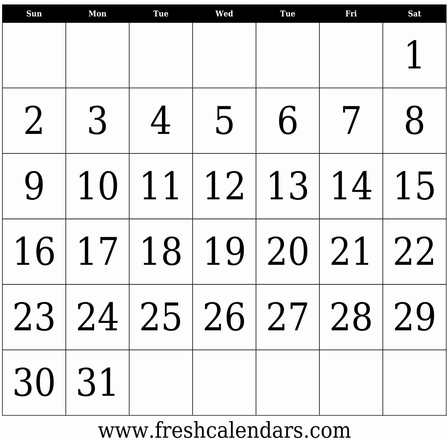 Blank Calendar to Type On Luxury Blank Calendar Wonderfully Printable 2019 Templates