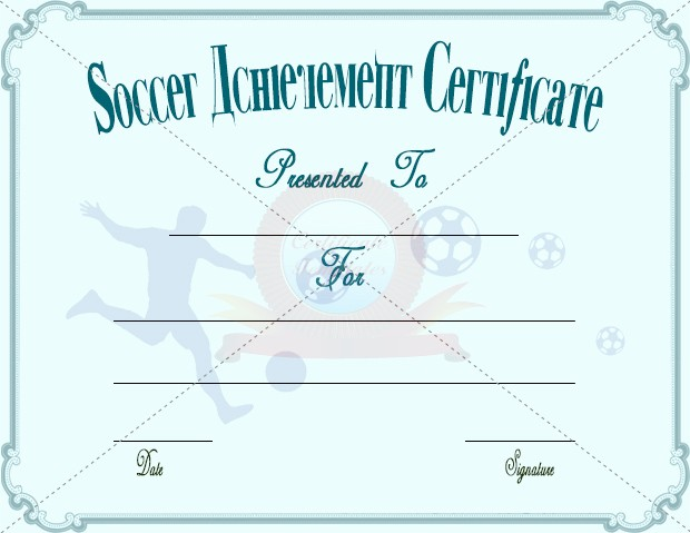 Blank Certificate Of Achievement Template Lovely 43 formal and Informal Editable Certificate Template