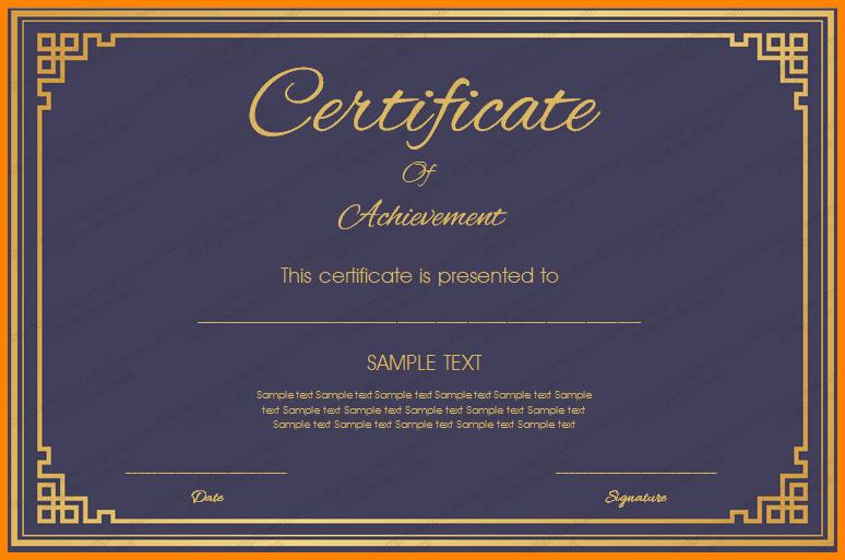 Blank Certificate Of Achievement Template Unique Certificate Template Png Transparent Certificate Template