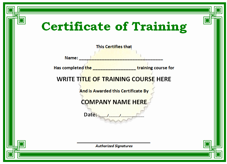 Blank Certificate Templates for Word Best Of Blank Certificate Template Free Download Templates Data