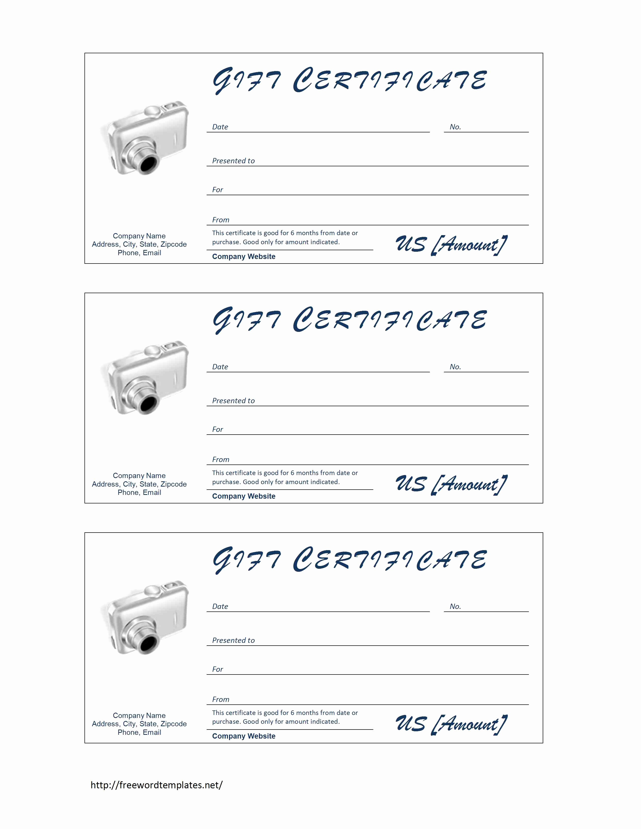 Blank Certificate Templates for Word Best Of Blank Gift Certificate Template Mughals