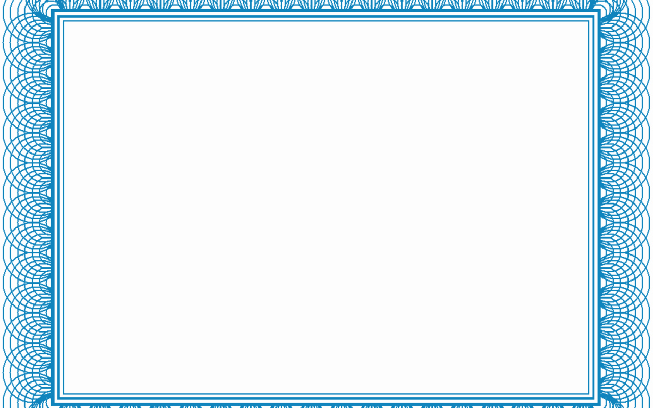 Blank Certificate Templates for Word Unique Blank Certificate Printable