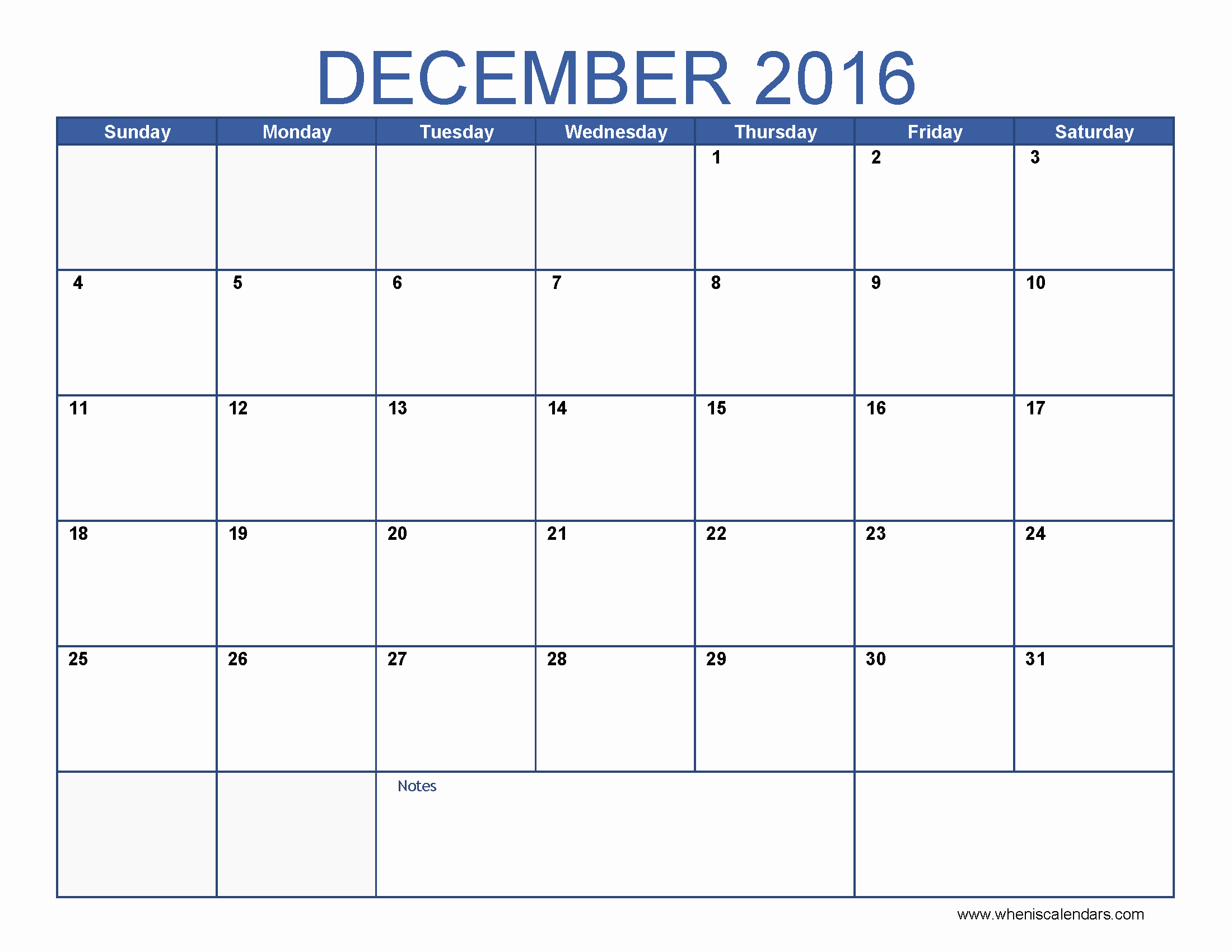Blank December Calendar 2016 Printable Elegant Blank December Calendar Templates 2016 Printable Word Pdf