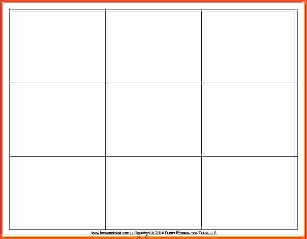 Blank Flashcard Template Microsoft Word Awesome Flash Card Template for Mac Free – Spitznasfo