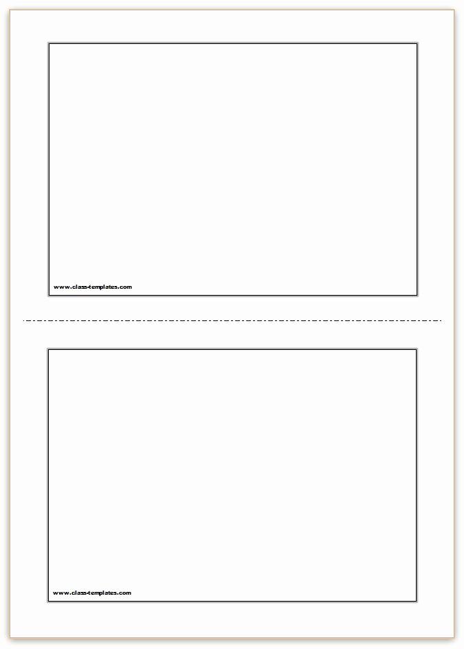 Blank Flashcard Template Microsoft Word Beautiful Flash Card Template