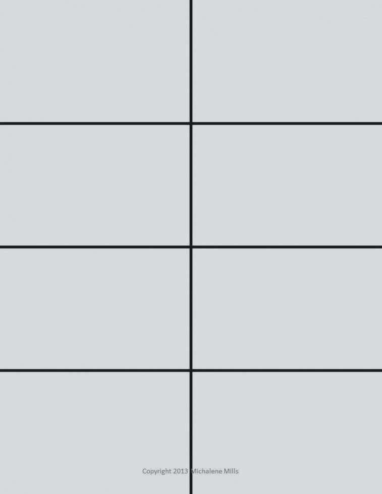 Blank Flashcard Template Microsoft Word Elegant Blank Flash Card Template Free Templates Printable Cards