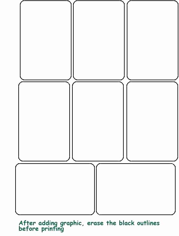 Blank Flashcard Template Microsoft Word Lovely Blank Flashcard Template Cue Cards H Printable Free