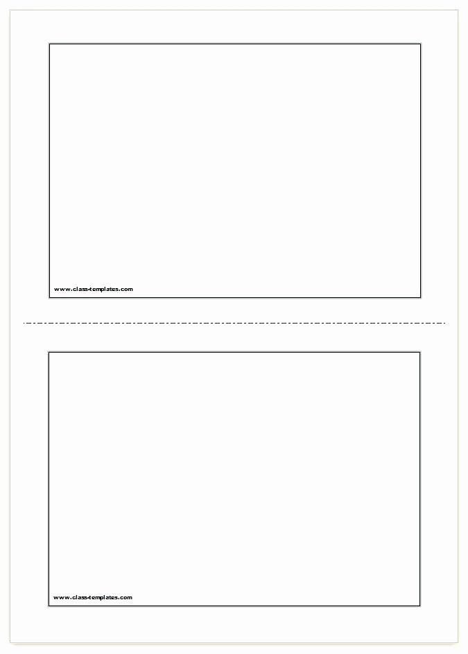 Blank Flashcard Template Microsoft Word Luxury Free Flash Card Template Blank Templates Printable Cards