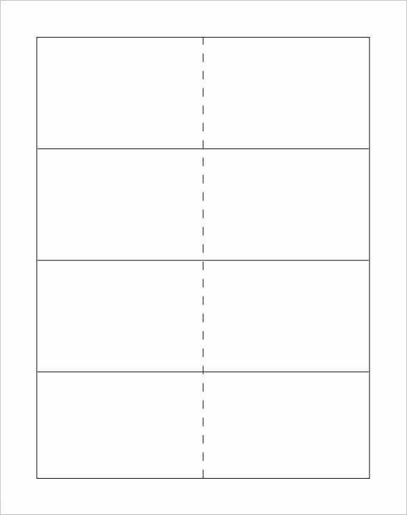 Blank Flashcard Template Microsoft Word New 10 Flash Card Templates Doc Pdf Psd Eps
