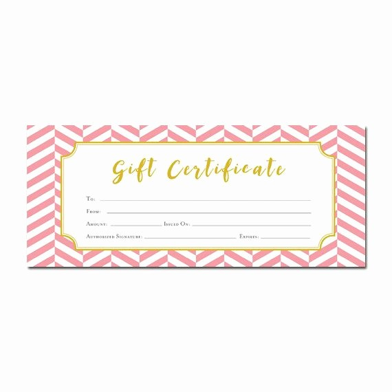 Blank Gift Certificates to Print Awesome Best 25 Blank T Certificate Ideas On Pinterest