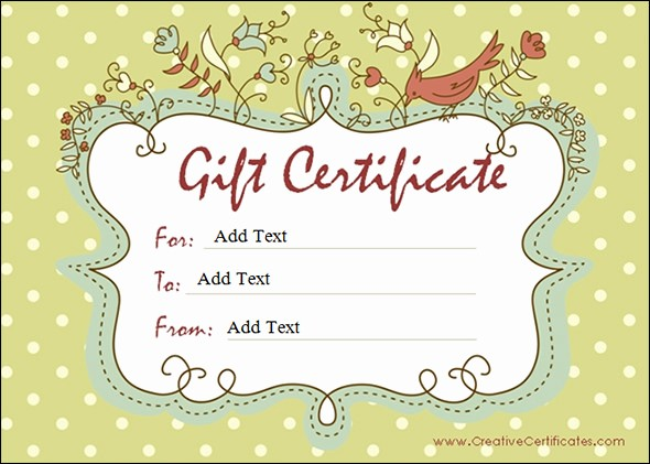 "Blank Gift Certificates to Print Awesome Search Results for ""free Print Gift Certificate"