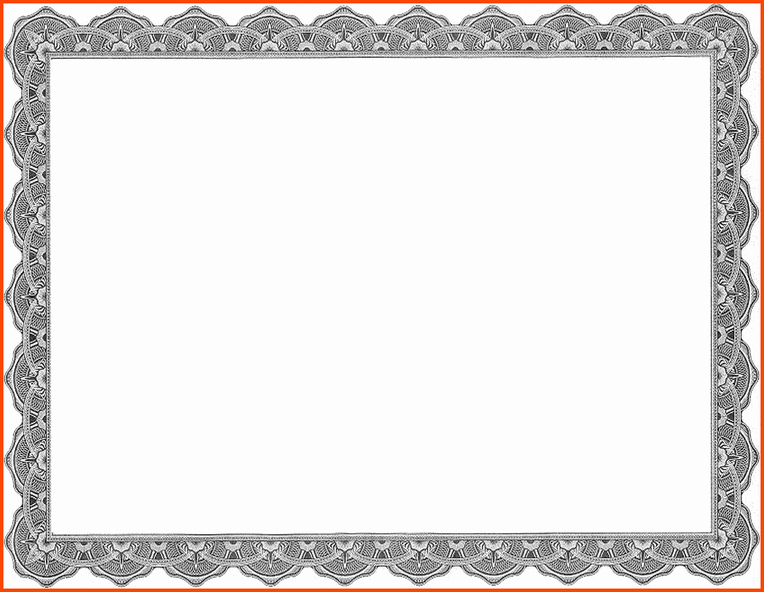 Blank Gift Certificates to Print Unique Blank Gift Certificate Template Example Mughals