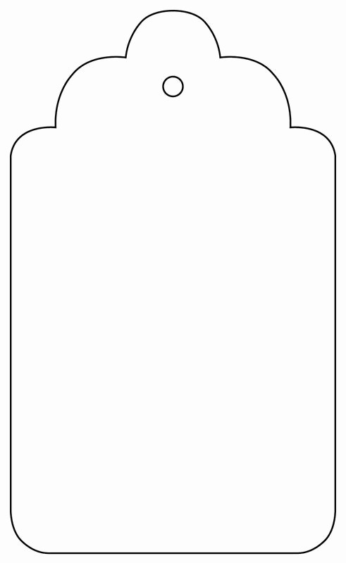 Blank Gift Tag Template Word Awesome 25 Best Ideas About Tag Templates On Pinterest
