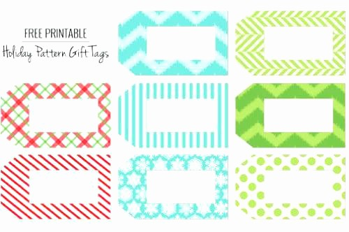 Blank Gift Tag Template Word Best Of Tags Gift Tag Template Editable Free Blank Templates