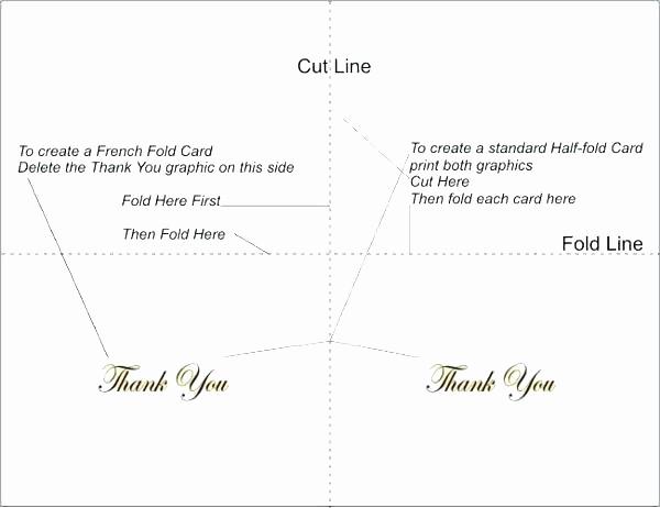 Blank Half Fold Card Template Best Of Bi Fold Greeting Card Template – Ddmoon