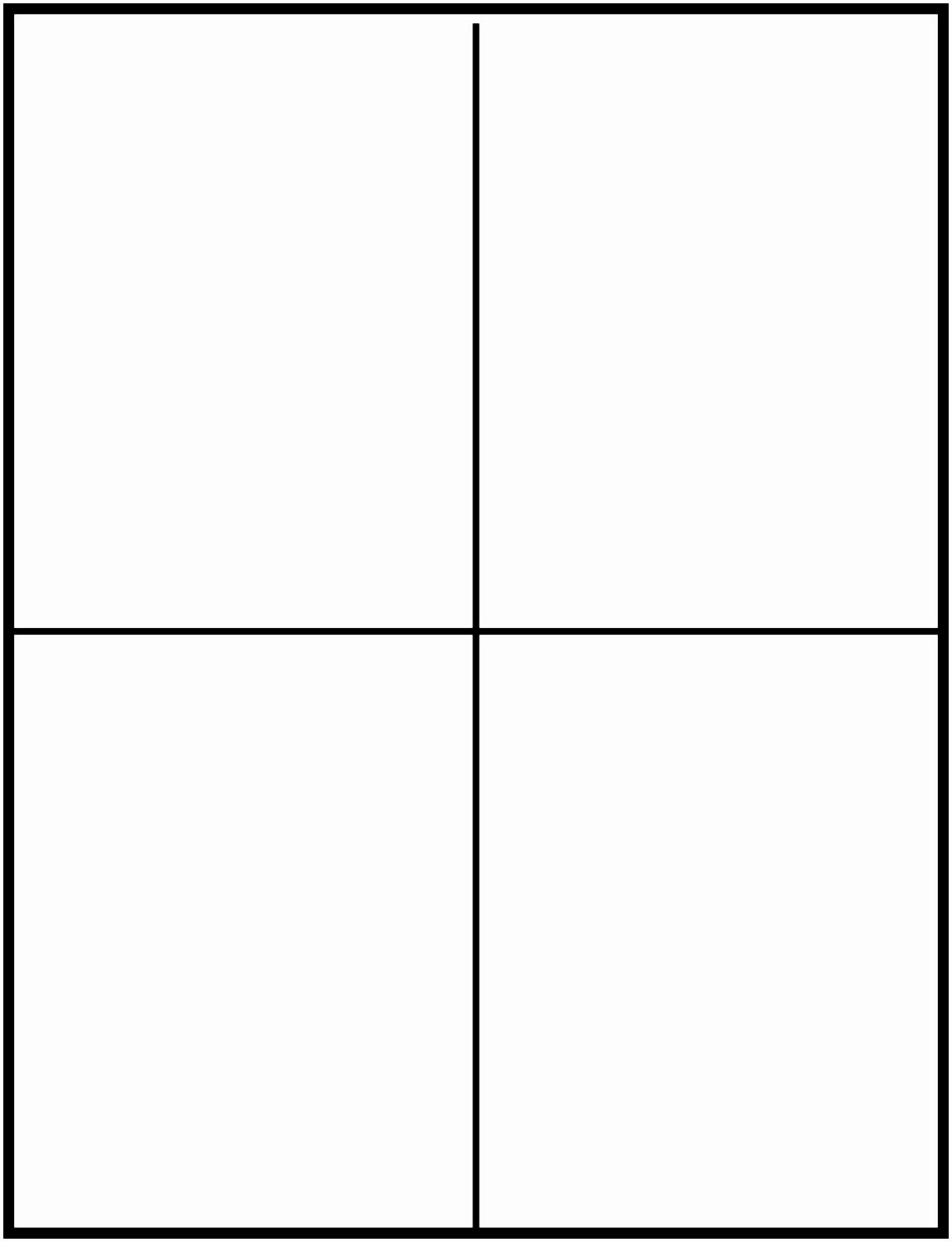 Blank Half Fold Card Template Inspirational 12 Blank Half Fold Card Template Tutaa