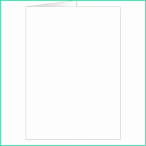 Blank Half Fold Card Template Inspirational 42 Free Quarter Fold Card Template Word