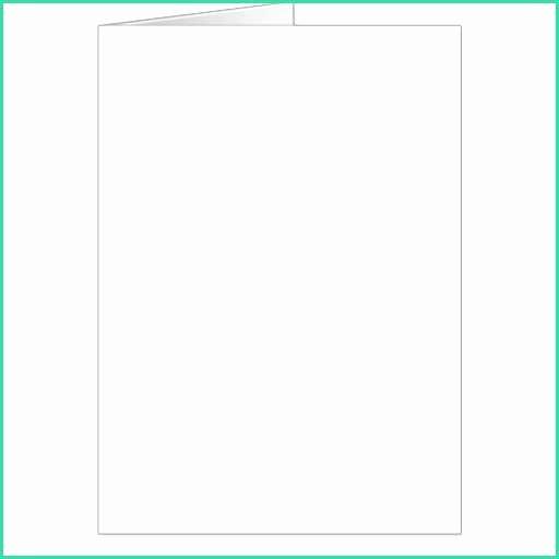 Blank Half Fold Card Template Inspirational 42 Free Quarter Fold Card Template Word